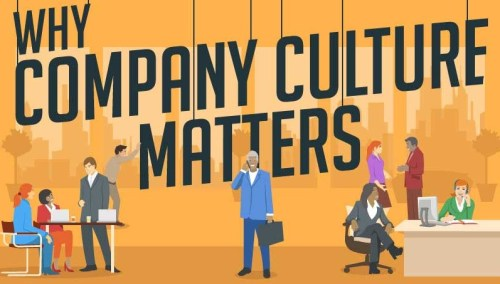 [Infographic] Why Company Culture Matters