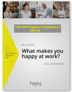 The Workplace Happiness eBook - What makes people happy at work?