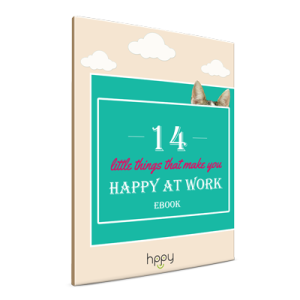 14 Little Things That Make You Happy At Work eBook