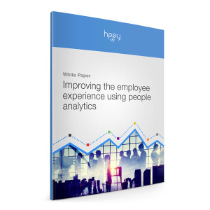 Improving The Employee Experience Using People Analytics White Paper Cover