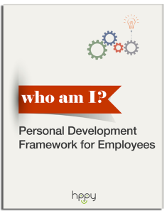 Who am I?- Personal Development Framework for Employees
