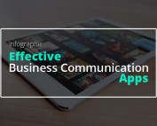 [Infographic] Effective Business Communication Apps