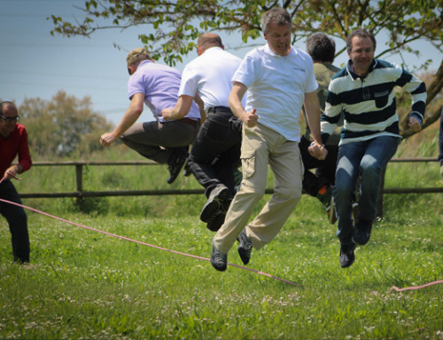 10 Ways An Outdoor Corporate Event Can Enhance Your Team's Morale