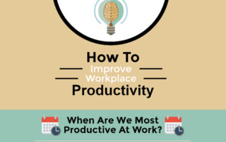 [Infographic] How to Improve Productivity