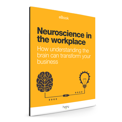 Neuroscience In The Workplace ebook - How Understanding The Brain Can Transform Your Business