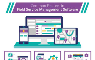 [Infographic] The Basics Of Field Service Management
