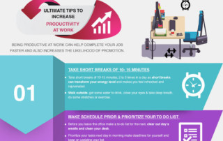 [Infographic] 9 Tips to Improve Workplace Productivity