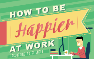 [Infographic] How To Create a Workplace Where Employees Are Happy