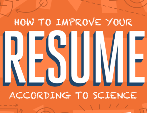 [Infographic] Spring Clean Your Résumé With These Simple Tips
