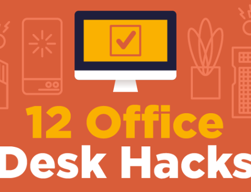 12 Desk Hacks To Make Your Employees More Productive