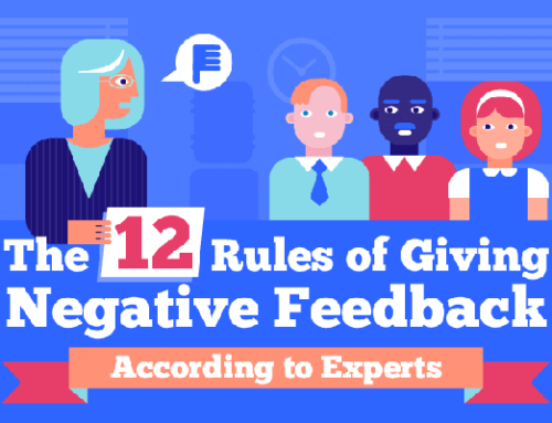 [Infographic] How Negative Feedback Can Have Positive Effects
