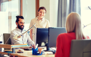 """Why You Should Discuss """"Proud Employee Moments"""" In Performance Reviews"""